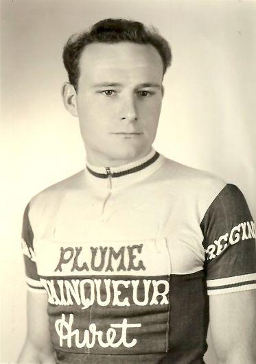 Gilbert Van de Wiele (Plume Vainqueur Pro Team)