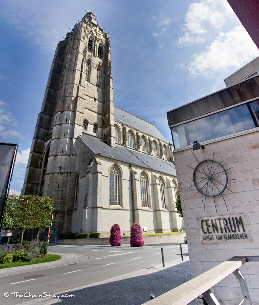 Tour of Flanders (RVV) Museum Oudenaarde