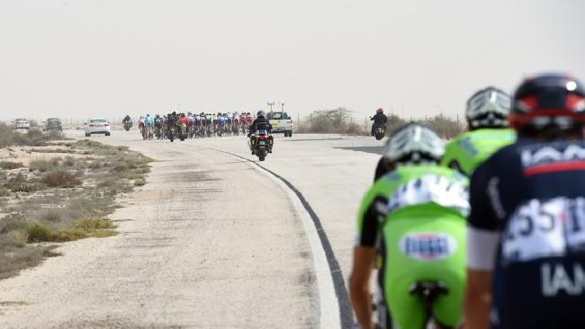 The World Cycling Championships start in Doha this week