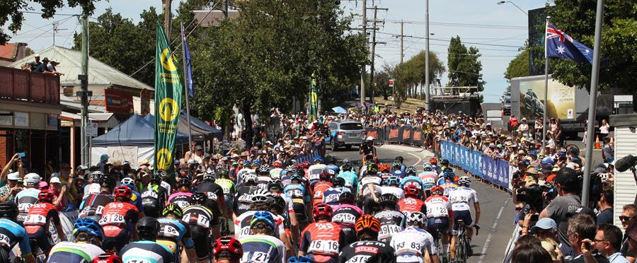Cycling Australia Elite Road Championships hit Ballarat from January 4-8