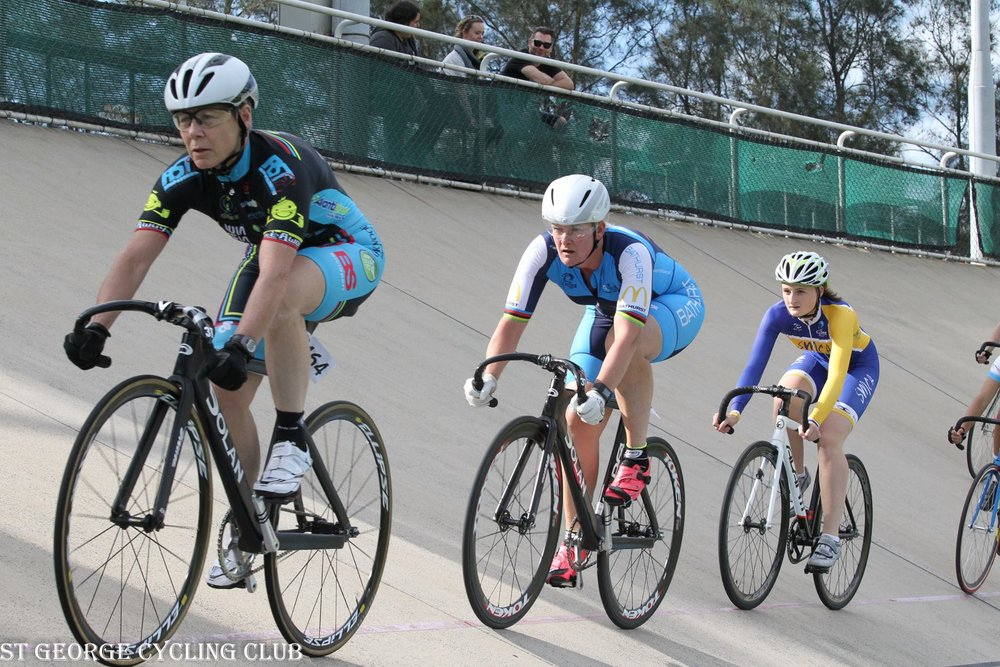 Lise Benjamin (BiciSport) - CyclingNSW Cyclist of the Year Award for Womens Masters 6