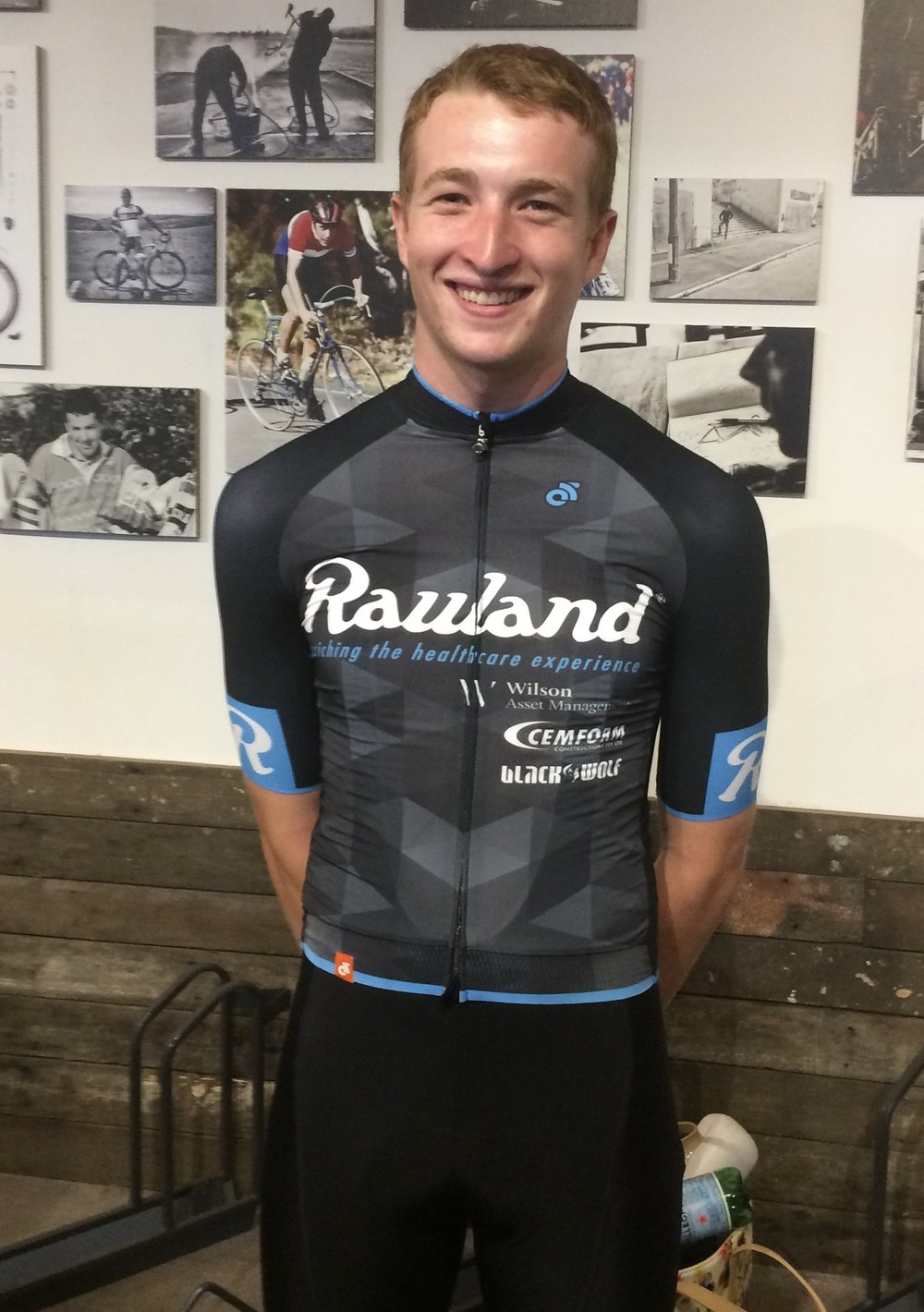 Conor Tarlington (BiciSport) has gained selection to the Rauland Development Team for the 2017 road season. Conor races the Tolland (Wagga) weekend over both days on 4 & 5 March