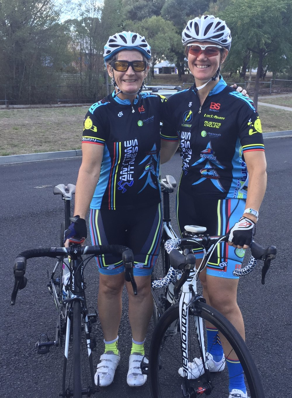 Bathurst Womens Tour - Ruth Strapp took the B grade podium in the Criterium, Road Race and ITT & Kirsty Flanagan rode well in C grade