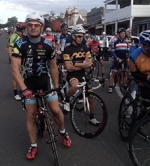 NSW Masters Orange 17 - Anthony Colantonio