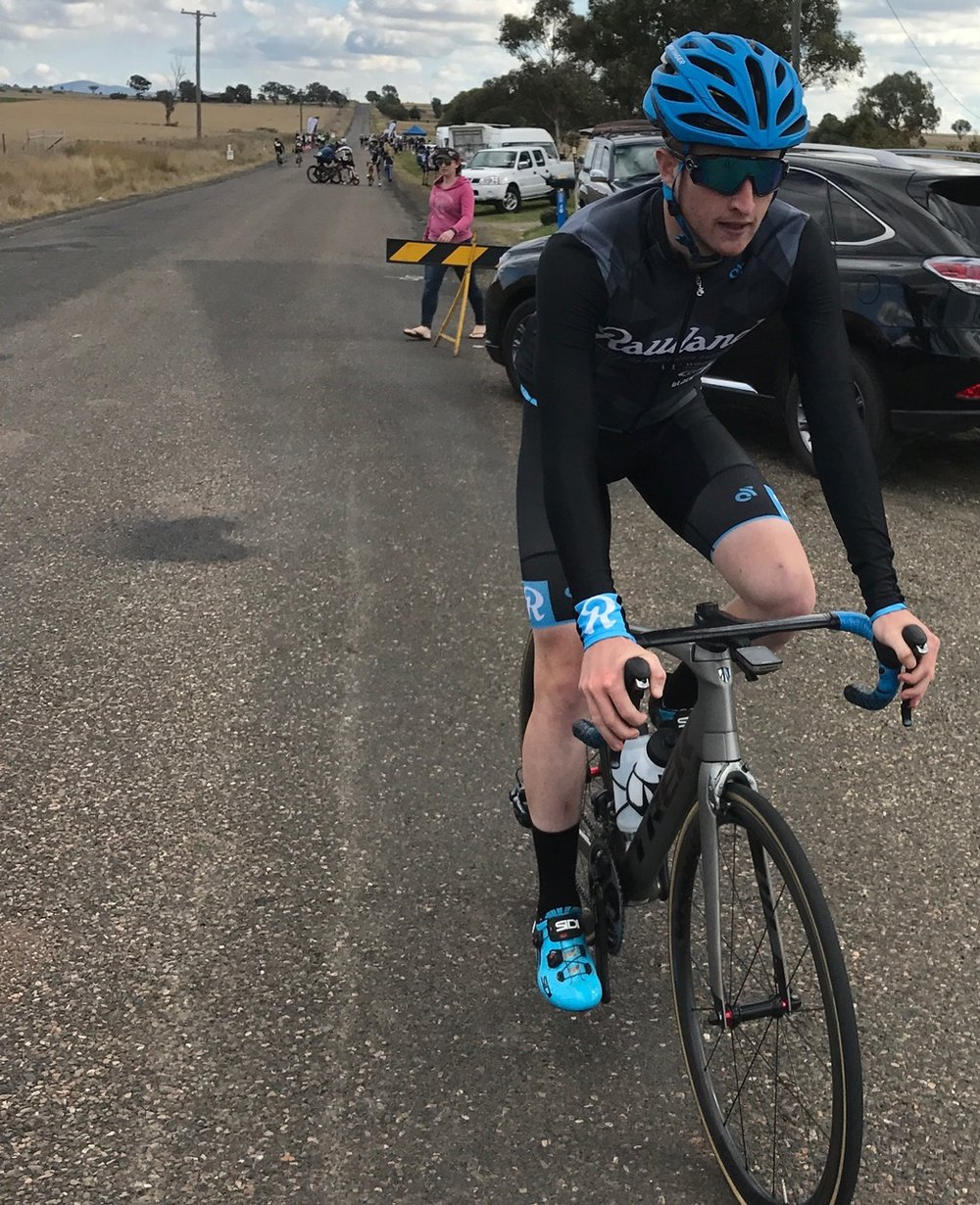 Gunnedah Tamworth 17 - Conor finished 16th in Division 1. Both races over the weekend were well conducted in ideal conditions .