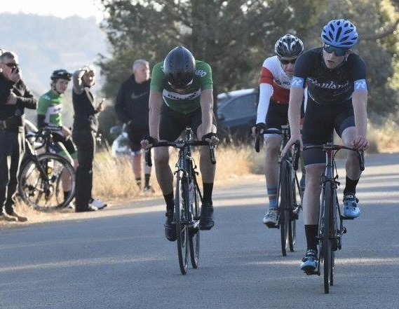 Wagga Classic 17 - Conor Tarlington (BiciSport Rauland) goes top 10 in Division 2