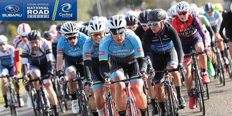 Peter Livingstone (BiciSport) rides the Tour of Tasmania