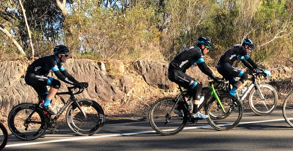 Wall 17 - Matt Coy, Dean Gale & Richard Bjorkman (BiciSport Pilu)