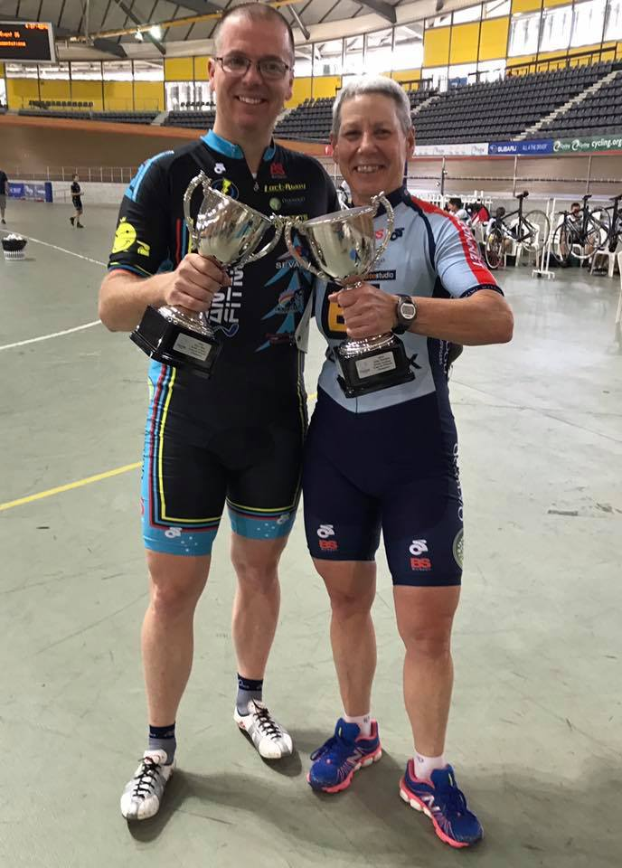 Scody Cup December 16 at DGV - David Browne won the Men & Lise Benjamin the Women. David also won the Sydney Cup on Wheels