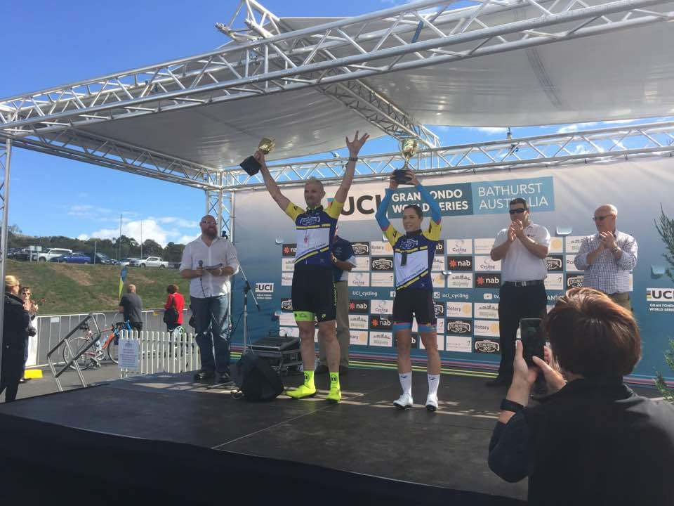 Bathurst to Blayney April 17 - Stewart Campbell took a repeat win