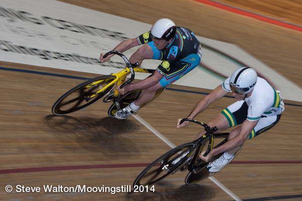 Manchester World Masters Track Championships October 14 - David Willmott