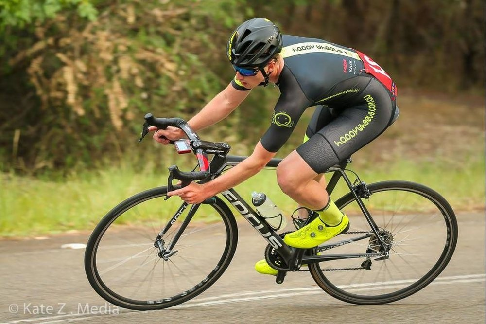 HART Criterium at St Ives @ 2 February - Conor Tarlington (BiciSport Happy Wheels)