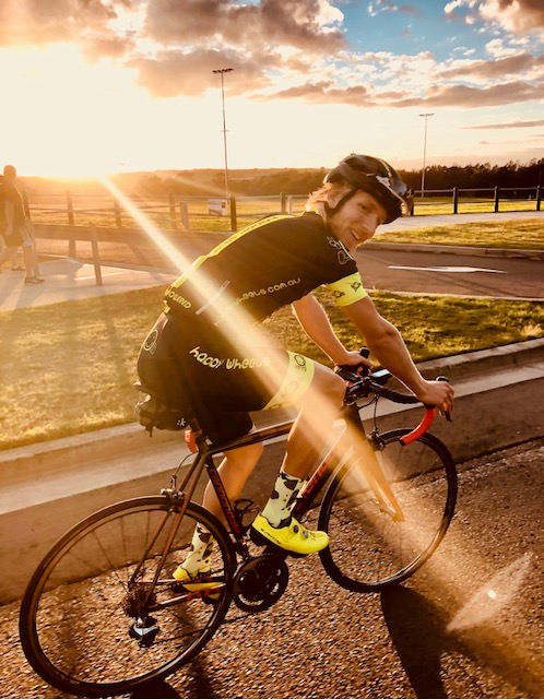 The new BiciSport Happy Wheels shop ride departs from the Happy Wheels shop @ Waterloo @ 6am @ every Thursday (cancelled if wet). Patrick Conway near La Perouse.
