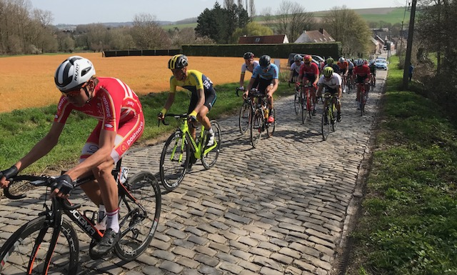 BiciSport in Flanders 18 @ 7 Apr - a week after the professional Tour of Flanders the Under 23 version hits the Eikenberg cobbles. This U23 event is for National Teams only.