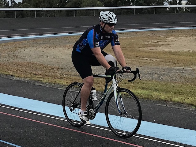 Coffs Harbour Velodrome @ 25 May - Alex Simmons (BiciSport Master)