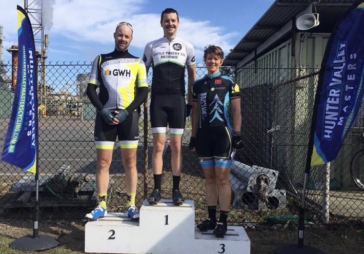 Newcastle Hunter Valley Masters @ 9 Sept - Ruth Strapp took 3rd in C grade from 25 starters