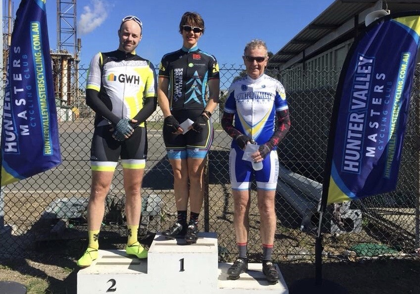 Hunter Valley Masters @ 16 Sept - Ruth Strapp won C grade and earned promotion to B grade