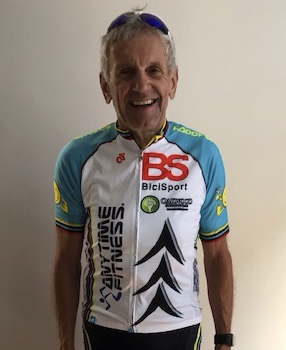 BiciSport  IL Presidente  Ian Grainger wishes you a very happy New Year and safe cycling in 2019