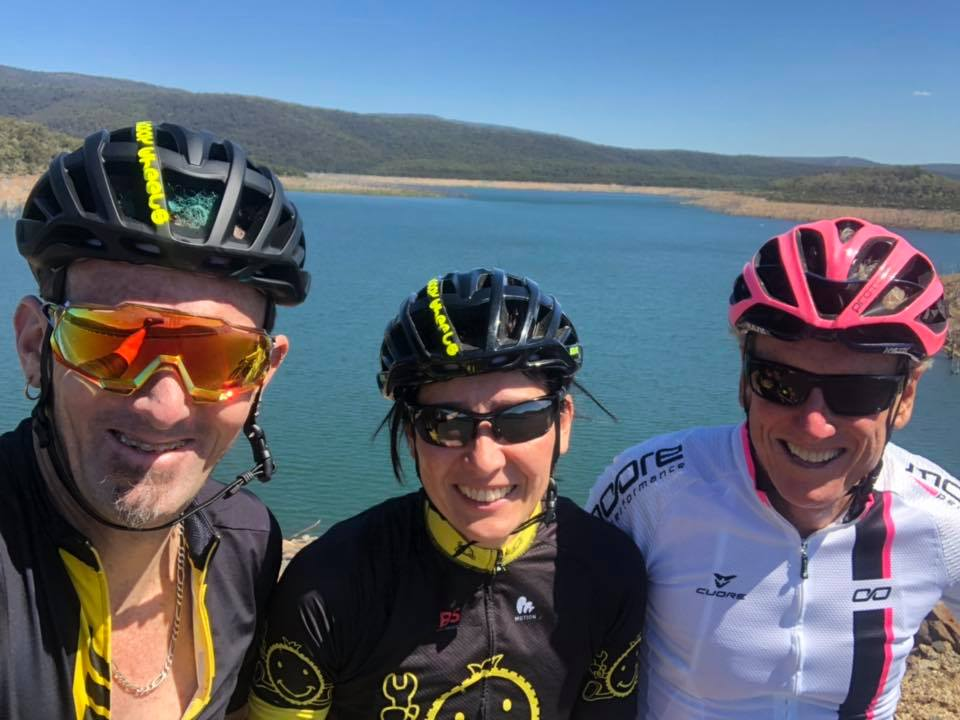 Jindabyne Training Camp @ 5 Jan - Stewart & Mireille Campbell