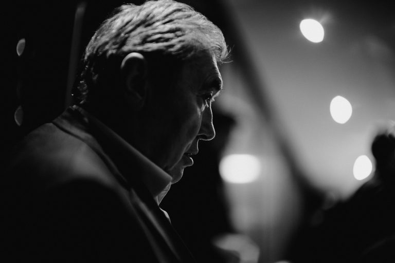 Eddy Merckx @ Rouleur Magazine Christmas function in London @ December 2018 - the greatest cyclist across all generations
