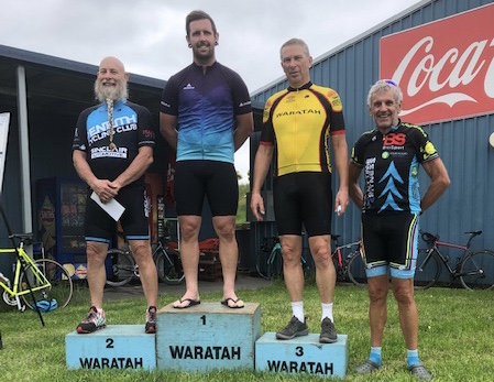 Waratah Masters @ Eastern Creek @ 13 Jan - Ian Grainger finished 5th in C grade
