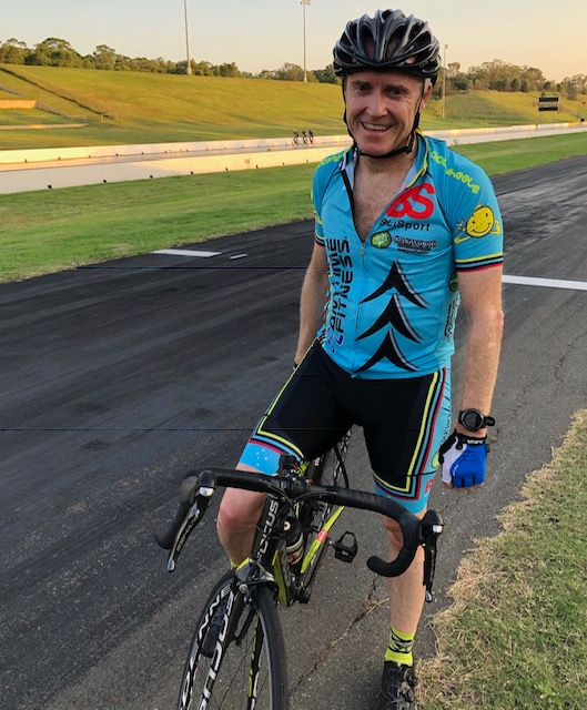 David Cooper @ Eastern Creek Raceway @ 22 Jan