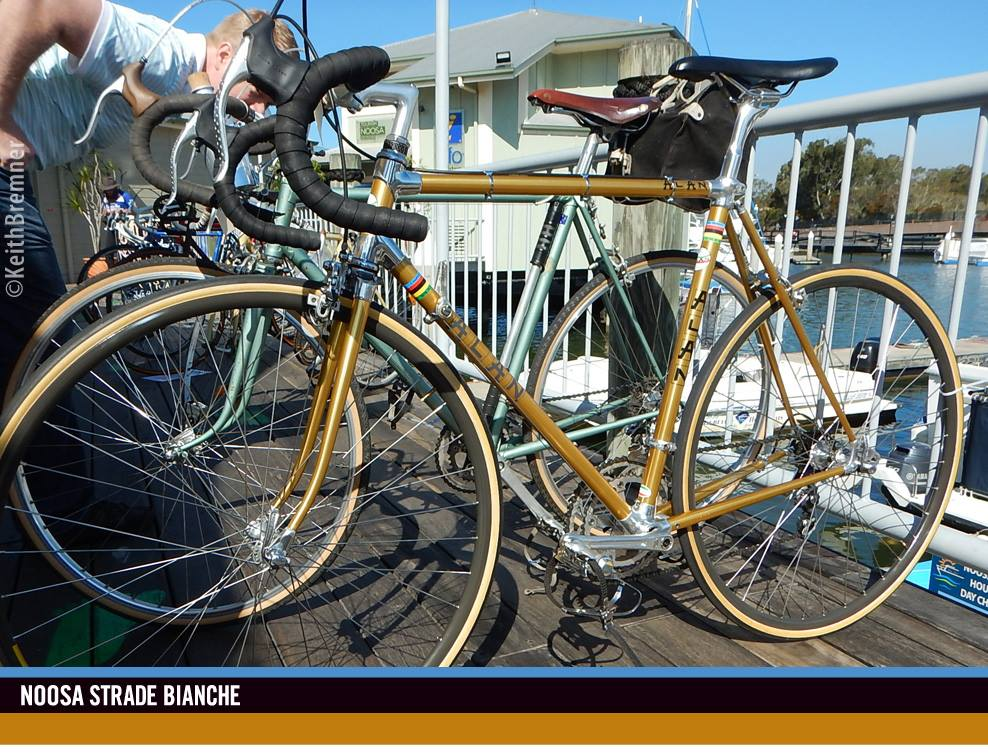 "Noosa Strade Bianche weekend features a Friday ""show & shine"""
