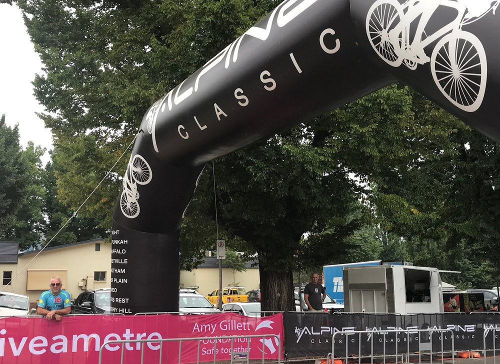 The Alpine Classic @ 27 Jan - the event is now owned by the new Fairfax-Nine News media conglomerate and the future is equally  Bright