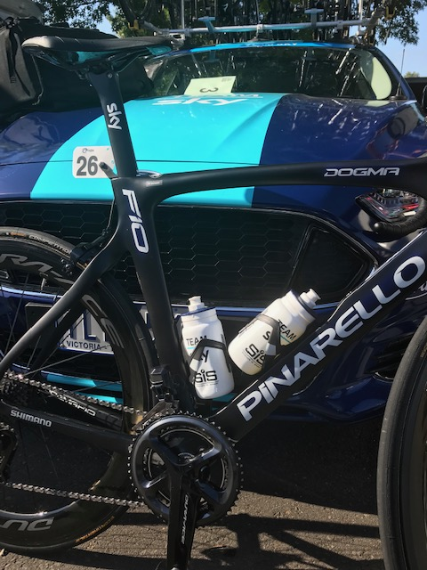 HST 19 @ Friday @ Sale start - the Team Sky Dogma F10 is a very very pretty looking rig