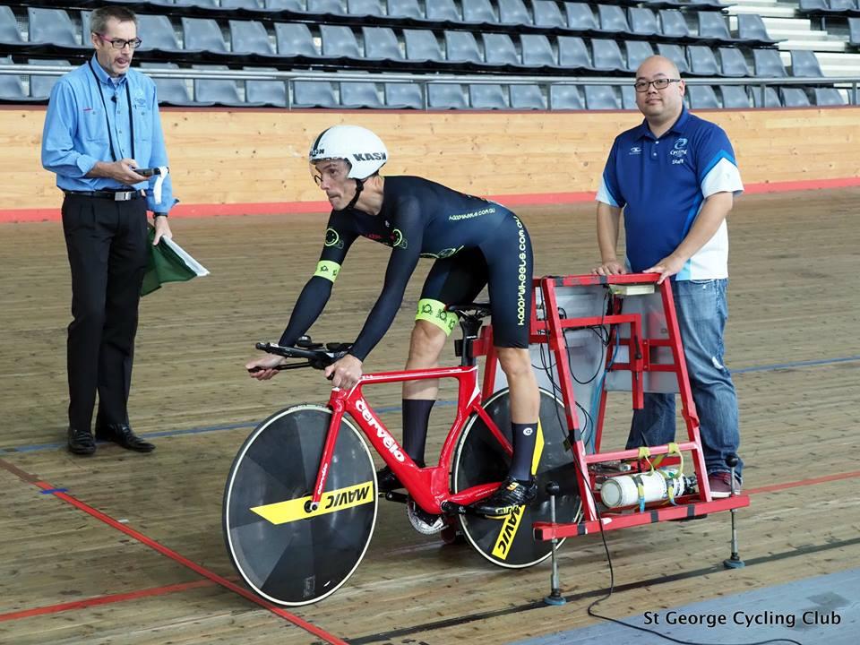 Randolph Baral (BiciSport Happy Wheels)