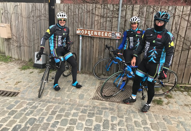 Koppenberg @ 26 Mar -  Marty Wright, Mike Lawson & Mike O'Reilly