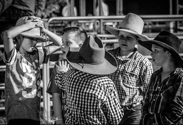 Talking serious business. .. .. .. #broomerodeo #rodeo #cowboys #seriousbusiness #photography #broome #kimberley