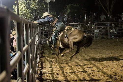 A great escape. .. .. .. #broomerodeo #broome #kimberley #cowboy #rodeo #horseriding #horse
