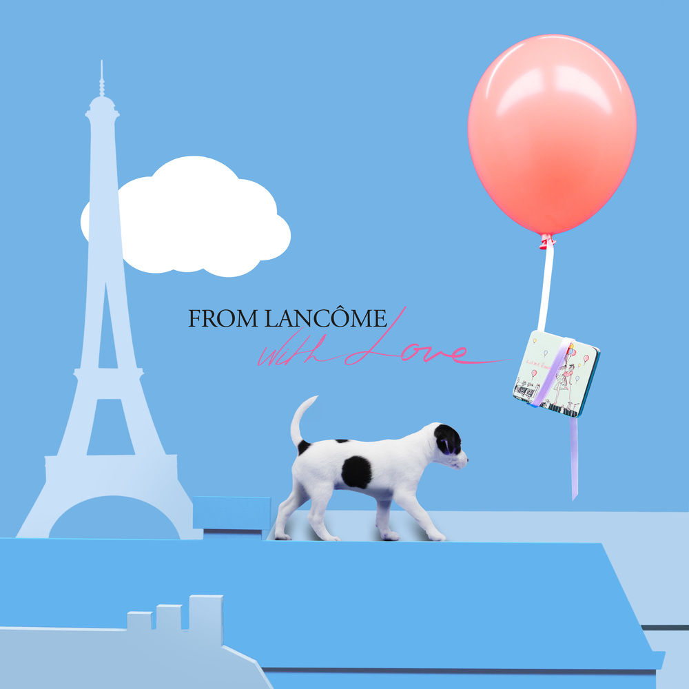 LANCÔME: FROM LANCÔME WITH LOVE
