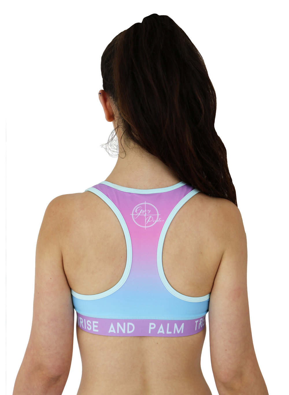 GP SUNRISE AND PALM TREES SPORTS BRA BACK.jpg