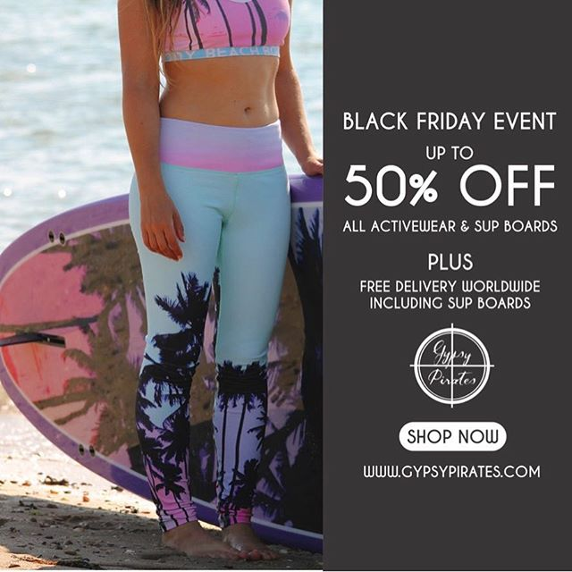 🖤 BLACK FRIDAY SALE 🖤 Exclusive Stand Up Paddle Board + Carbon Fibre Adjustable Paddle Bundle Deals up to 50% off + free delivery worldwide  SHOP NOW  www.gypsypirates.com           #blackfriday #sale #sup #supboard #standuppaddle #standuppaddling #standuppaddleboard #standuppaddleyoga #standuppaddleboarding #standuppaddleboardyoga #paddleboarding #paddleboardyoga #beach #beachbody #beachlife #watersports #suplife #runsupyoga #tropical