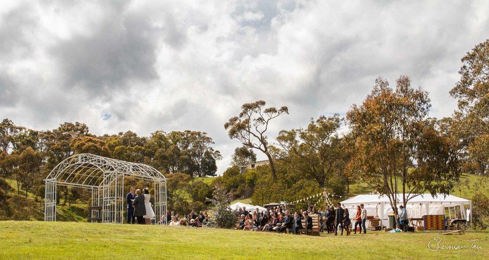 Flowerdale Country Wedding