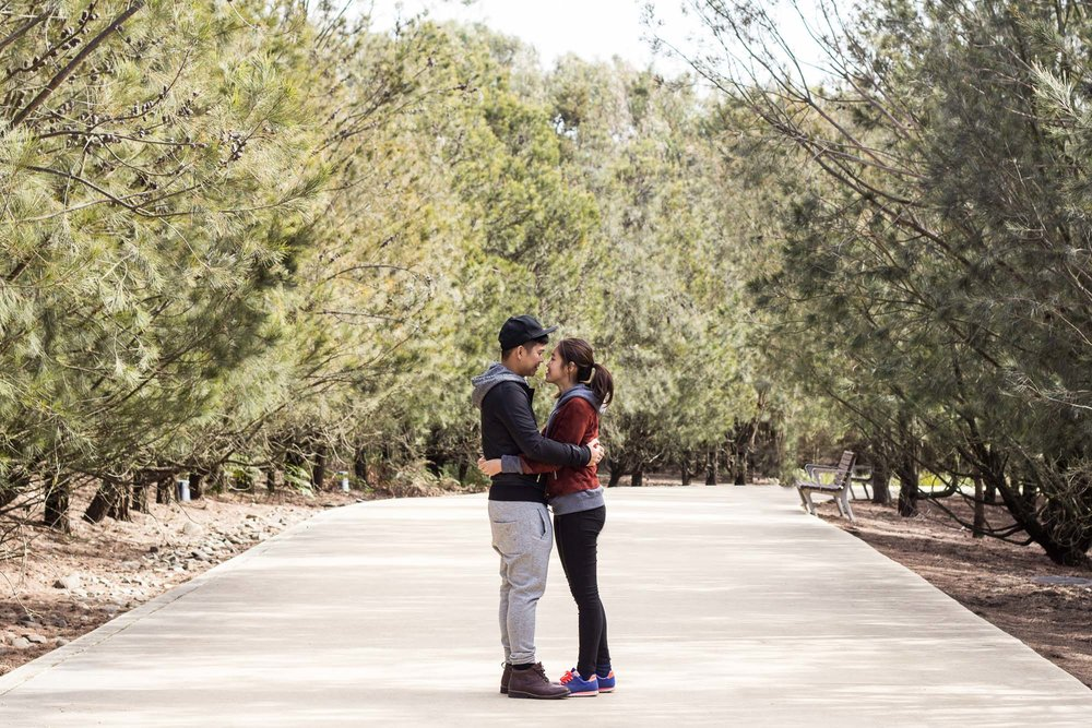 ©Sherman Tan_Cranbourne Botanical Garden Wedding Engagement Photographer