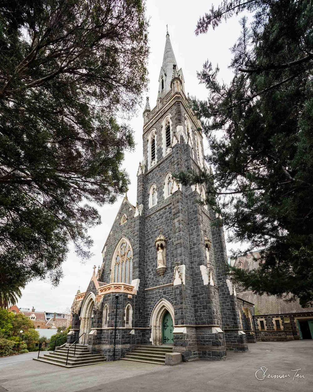 ©Sherman Tan Studio_Best Melbourne Wedding Church Venue_ICC Hawthown_397-HDR-Pano.jpg
