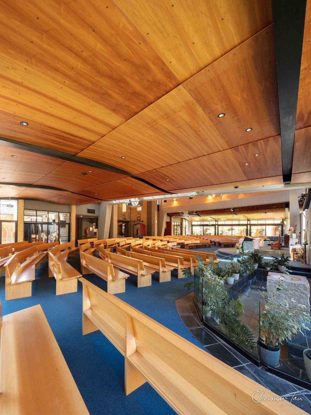 ©Sherman Tan Studio_Best Melbourne Wedding Church Venue_Sacred Heart Church_670.jpg