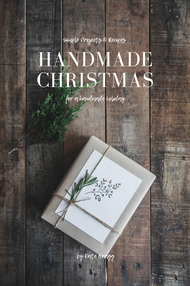 Handmade Christmas - My FREE ebook, Handmade Christmas, is now in the library! Click below to gain access to all the free guides and recipe collections.