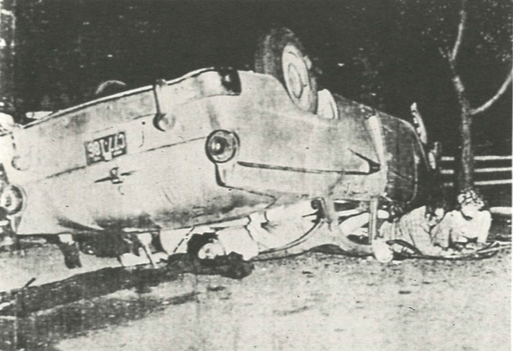 Warhol, Car Crash 1963