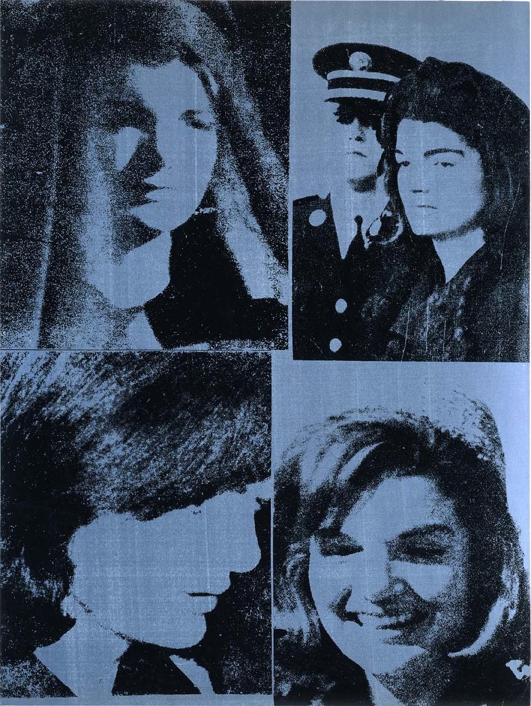 Warhol, Jackie series