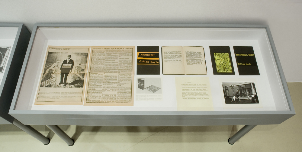 Judith Doyle, selected texts and Rumour publications, 1979. Courtesy Judith Doyle and Philip Monk.