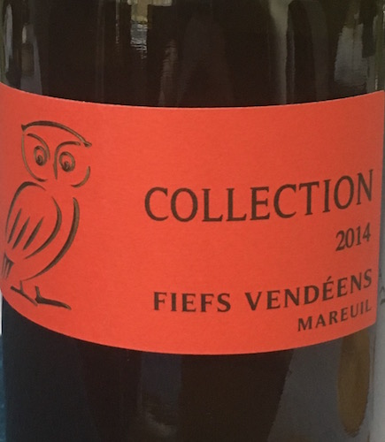 J. Mourat Fiefs Vendéens Collection 2014