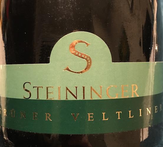 Weingut Steininger Grüner Veltliner Sekt 2010