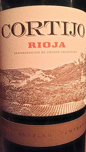 Cortijo Rioja 2014