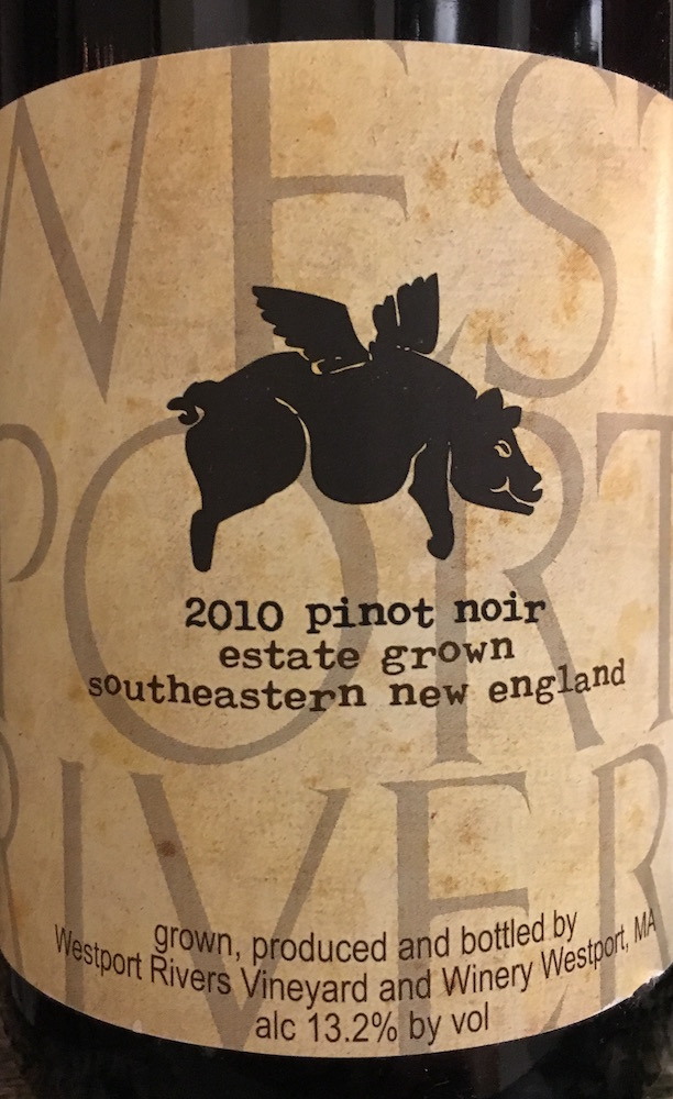 Westport Rivers Pinot Noir 2010