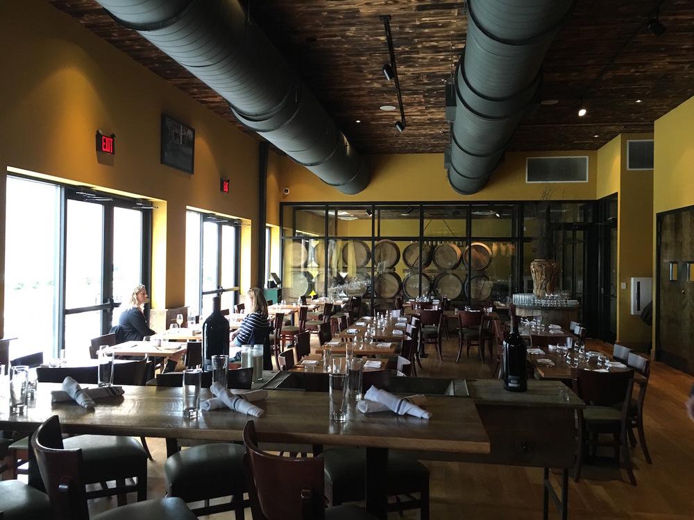Winery & Barrel Room Restaurant