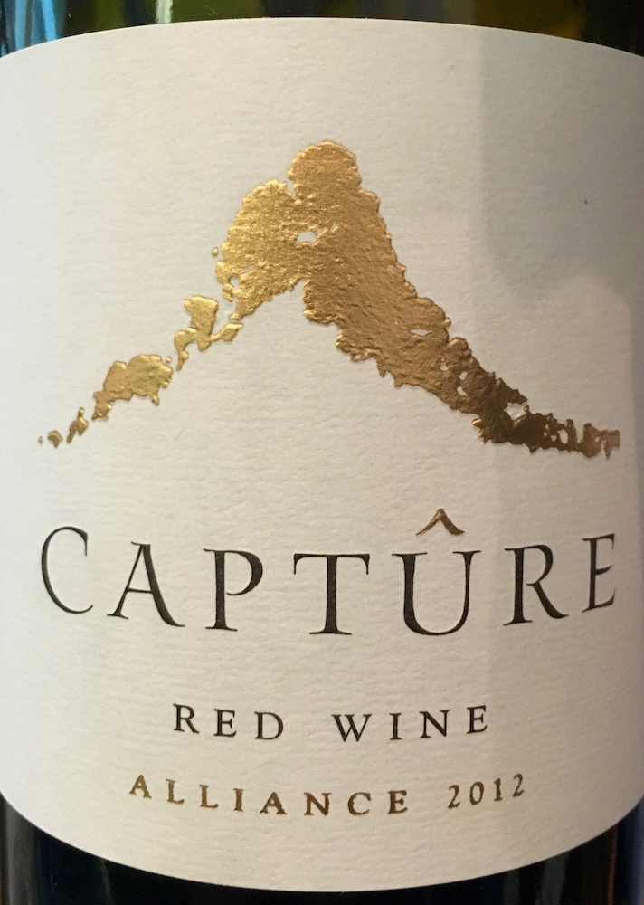 Captûre Red Blend